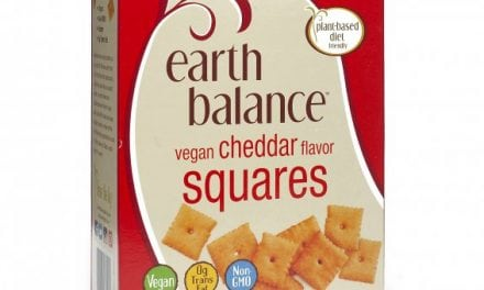 Cheesy Flavored Crackers