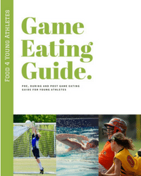 Pre-Game Eating E-book