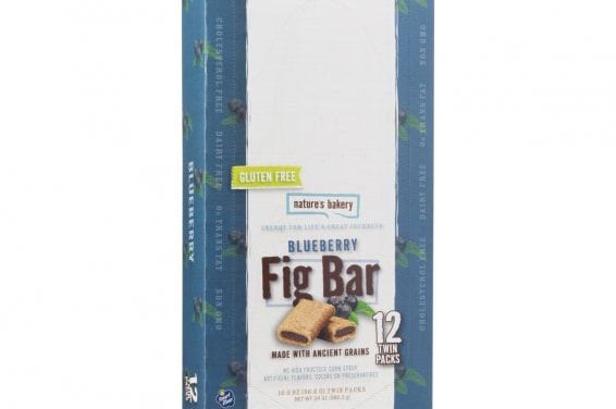 Energy Boost Fig Bars (Carbs, Gluten Free)