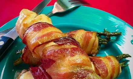 Best Bacon Wrapped Baked Chicken