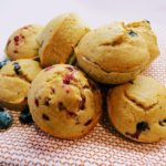 Grain-Free Berry Muffins